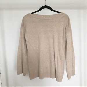 ASOS flare sleeve sweater